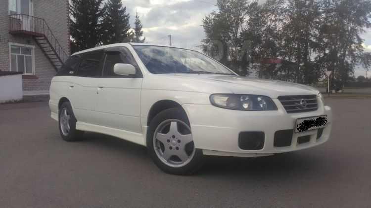 Nissan Avenir, 2003 год, 370 000 руб.