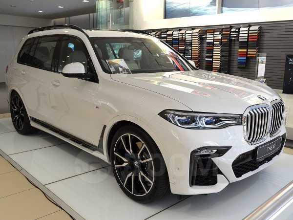 BMW X7, 2019 год, 6 242 600 руб.