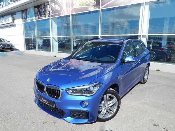 BMW X1, 2019 год, 2 600 000 руб.
