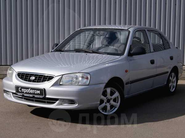 Hyundai Accent, 2004 год, 255 000 руб.