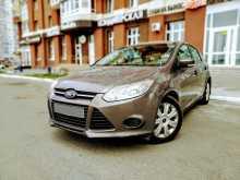 Челябинск Ford Focus 2013