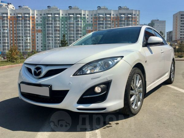 Mazda Mazda6, 2011 год, 710 000 руб.
