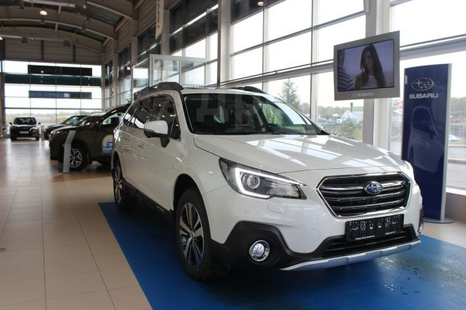 Subaru Outback, 2018 год, 2 629 900 руб.