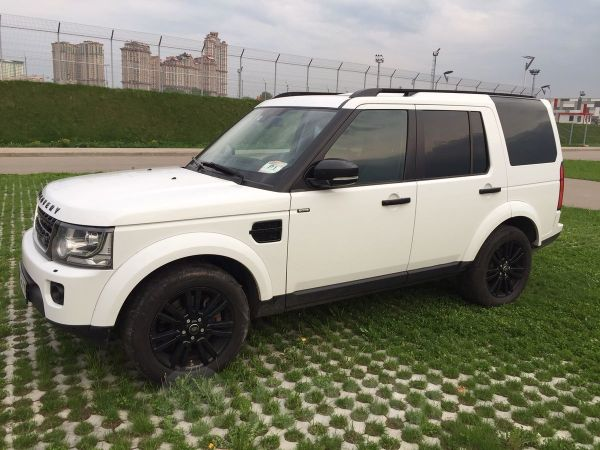 Land Rover Discovery, 2014 год, 2 530 000 руб.