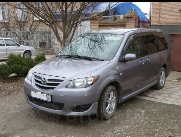 Mazda MPV, 2005 год, 350 000 руб.