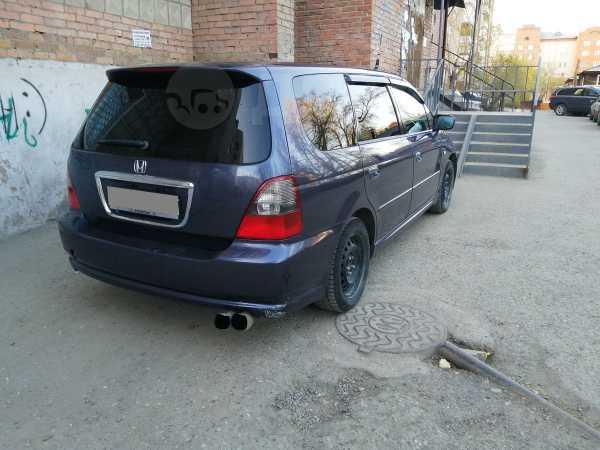 Honda Odyssey, 2002 год, 340 000 руб.