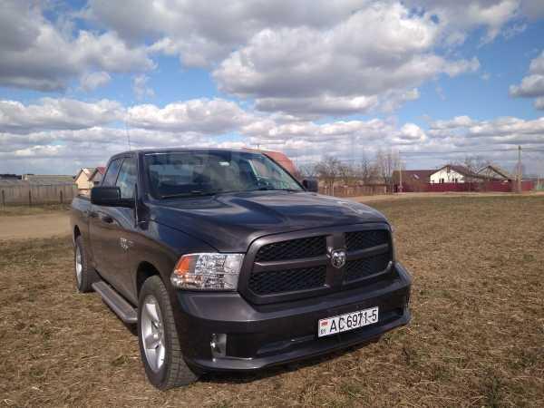 Dodge Ram, 2017 год, 2 000 000 руб.