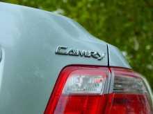 Барнаул Toyota Camry 2008