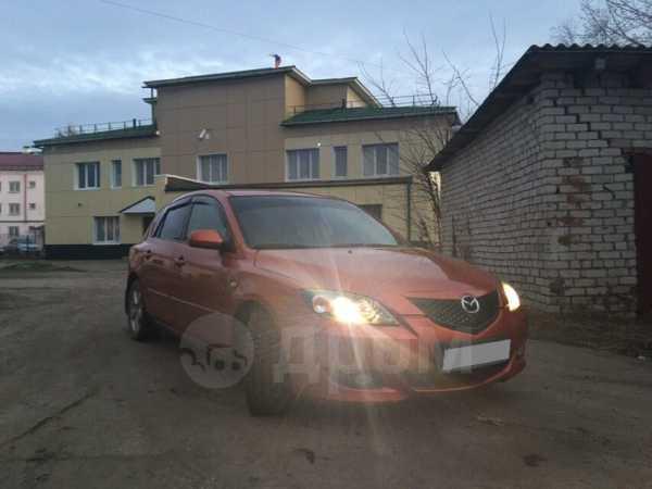 Mazda Mazda3, 2004 год, 160 000 руб.