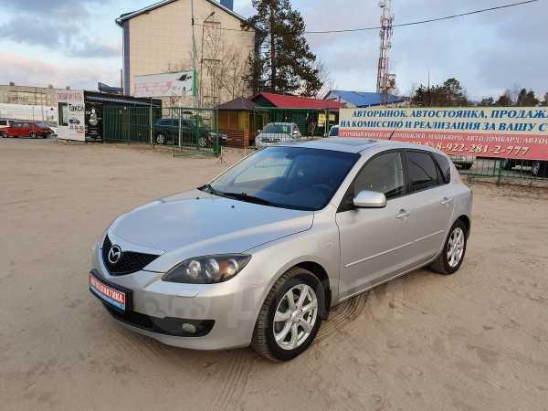 Mazda Mazda3, 2007 год, 355 000 руб.
