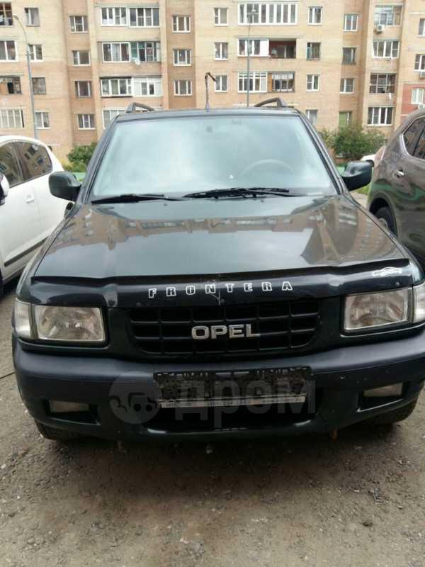 Opel Frontera, 2000 год, 330 000 руб.