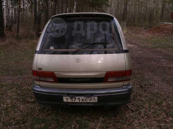 Toyota Estima Lucida, 1996 год, 350 000 руб.
