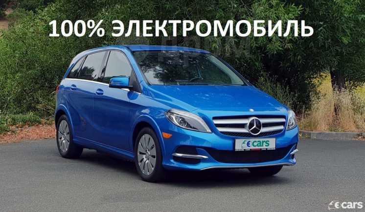 Mercedes-Benz B-Class, 2014 год, 2 199 000 руб.