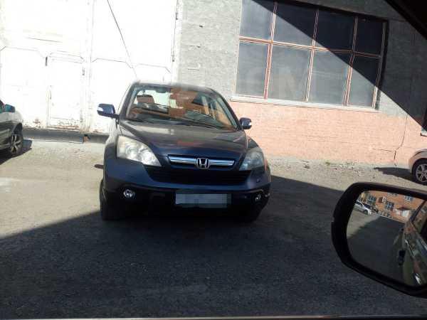 Honda CR-V, 2008 год, 820 000 руб.