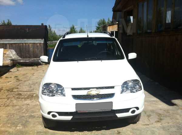 Chevrolet Niva, 2015 год, 499 000 руб.