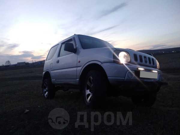 Suzuki Jimny, 2001 год, 320 000 руб.