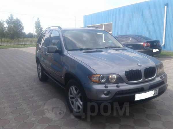 BMW X5, 2003 год, 540 000 руб.