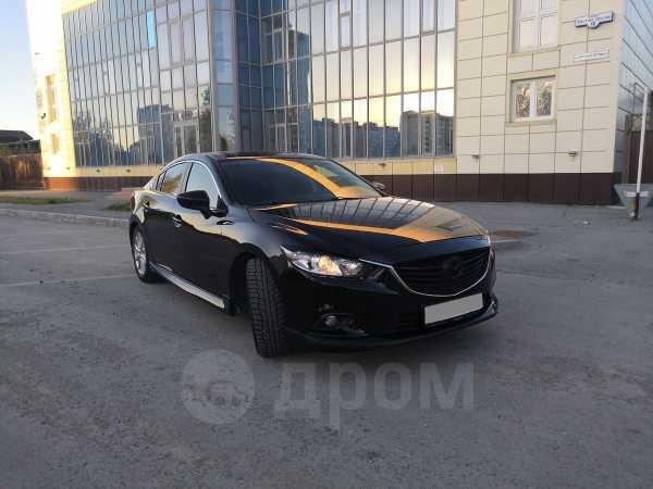 Mazda Mazda6, 2014 год, 1 070 000 руб.