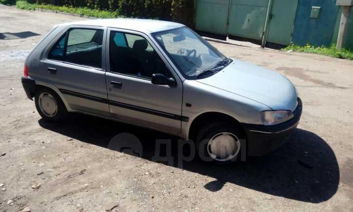 Peugeot 106, 1988 год, 49 500 руб.