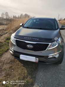 Ачинск Kia Sportage 2014