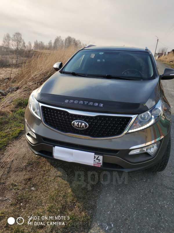 Kia Sportage, 2014 год, 920 000 руб.