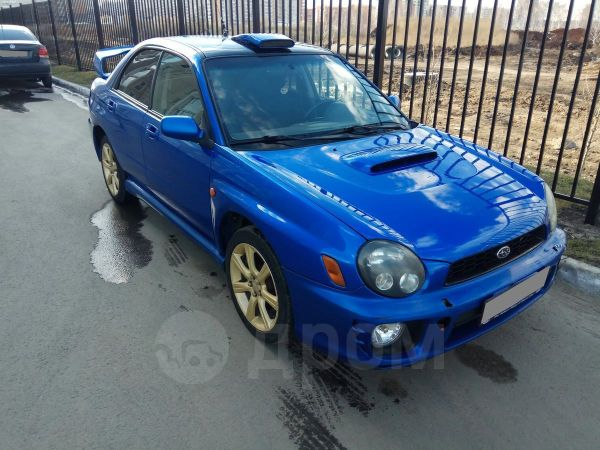 Subaru Impreza WRX, 2001 год, 300 000 руб.