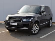 Land Rover Range Rover, 2014 г., Москва