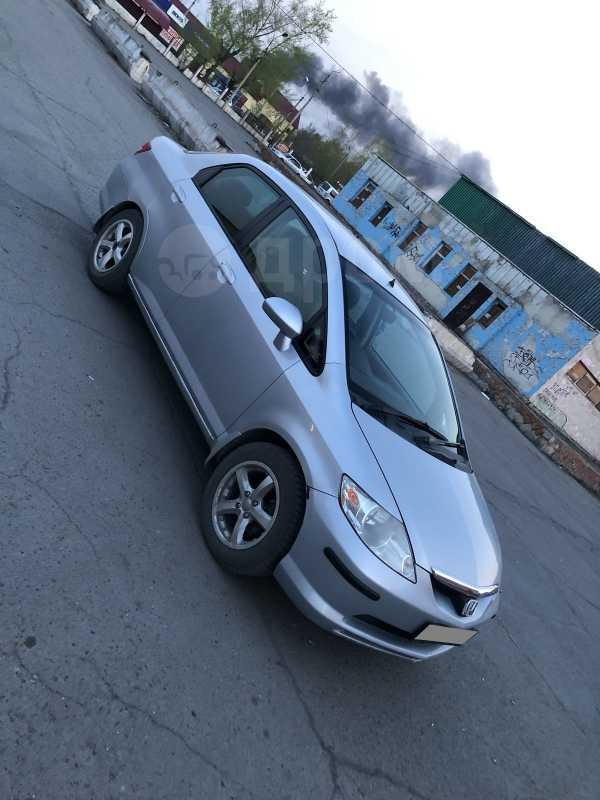 Honda Fit Aria, 2002 год, 259 000 руб.