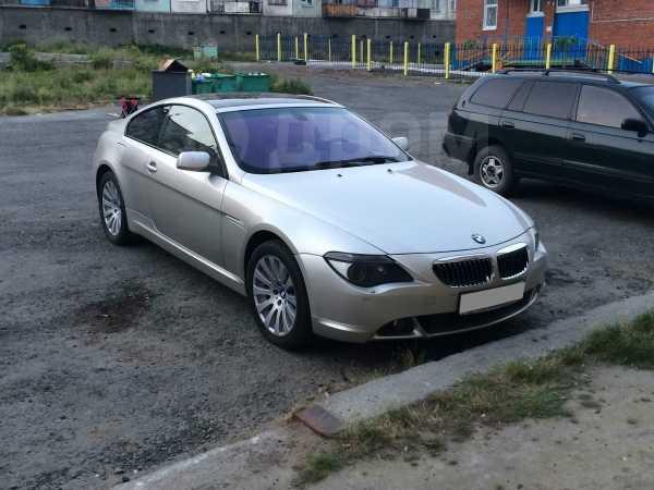 BMW 6-Series, 2004 год, 590 000 руб.