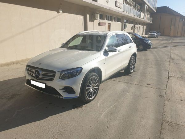 Mercedes-Benz GLC, 2015 год, 2 200 000 руб.