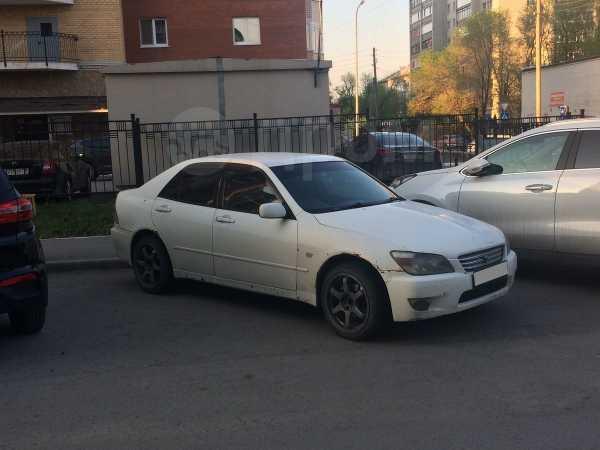 Toyota Altezza, 1999 год, 280 000 руб.