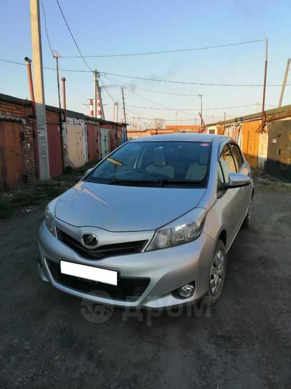 Toyota Vitz, 2012 год, 455 000 руб.