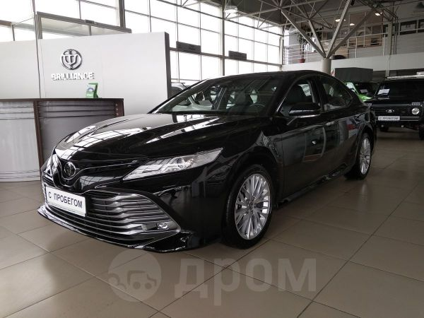 Toyota Camry, 2018 год, 1 990 000 руб.