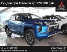 Петропавловск-Камч... L200 2019