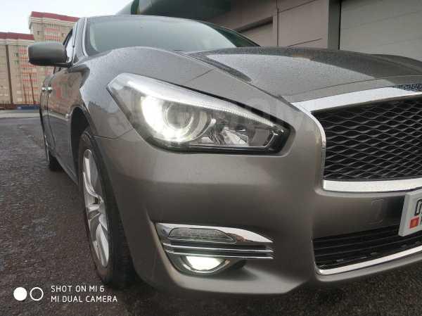 Nissan Fuga, 2010 год, 660 000 руб.