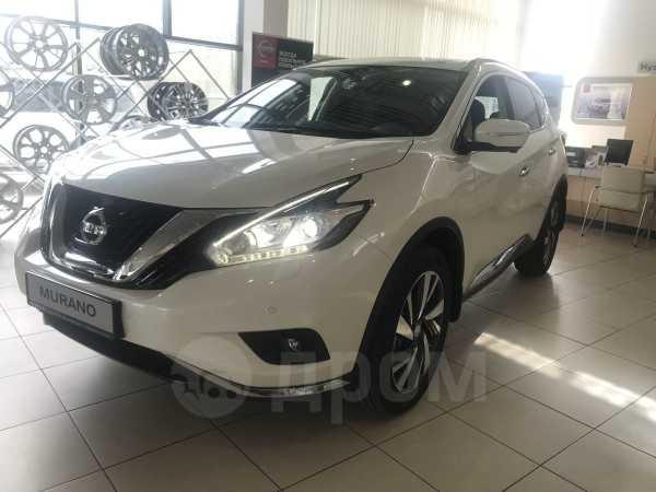 Nissan Murano, 2018 год, 2 623 000 руб.