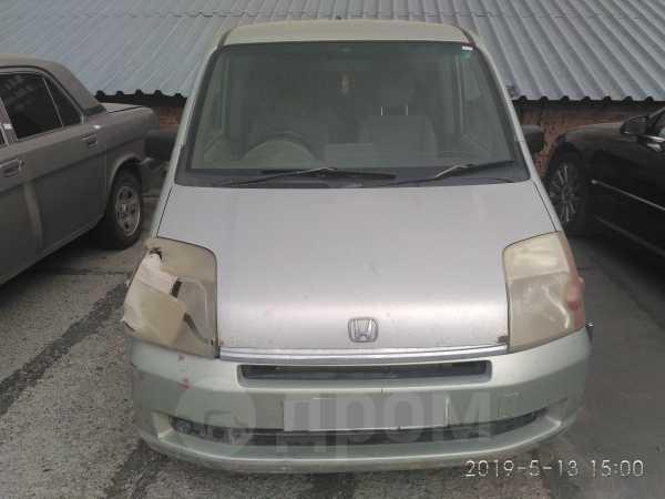 Honda Mobilio, 2002 год, 90 000 руб.