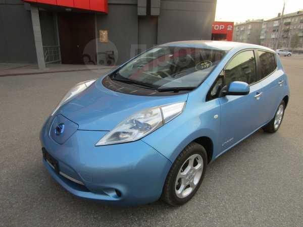Nissan Leaf, 2011 год, 479 000 руб.