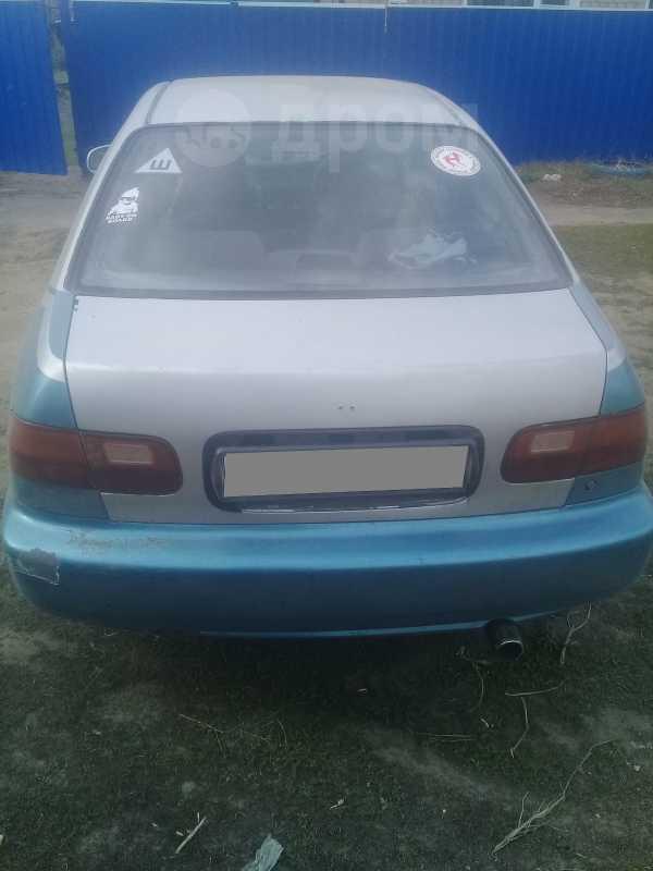 Honda Civic Ferio, 1991 год, 80 000 руб.