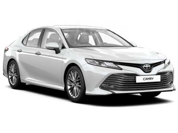Toyota Camry, 2019 год, 2 531 000 руб.