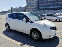 Иркутск Nissan Note 2014