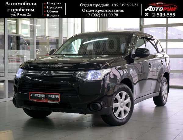 Mitsubishi Outlander, 2013 год, 957 000 руб.