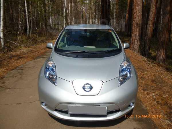Nissan Leaf, 2012 год, 590 000 руб.