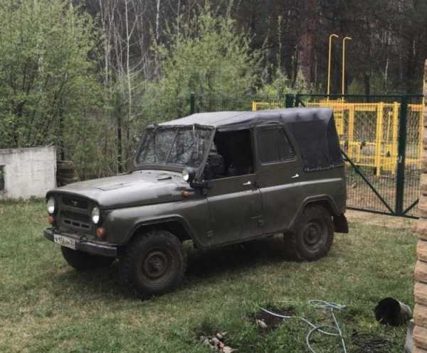 УАЗ 469, 1985 год, 175 000 руб.