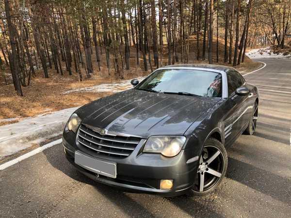 Chrysler Crossfire, 2003 год, 699 999 руб.