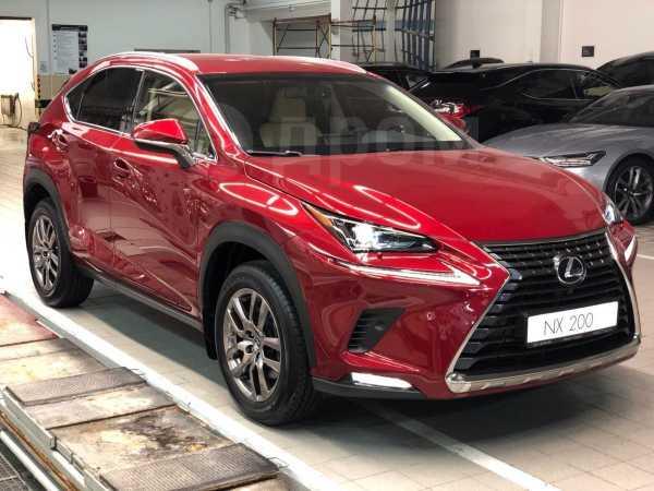 Lexus NX200, 2018 год, 2 900 000 руб.