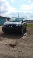Nissan March, 2016 год, 495 000 руб.