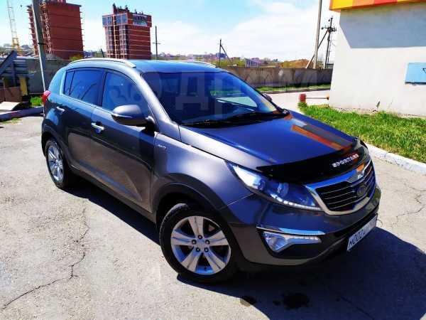 Kia Sportage, 2011 год, 759 000 руб.