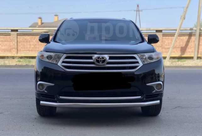 Toyota Highlander, 2011 год, 1 180 000 руб.