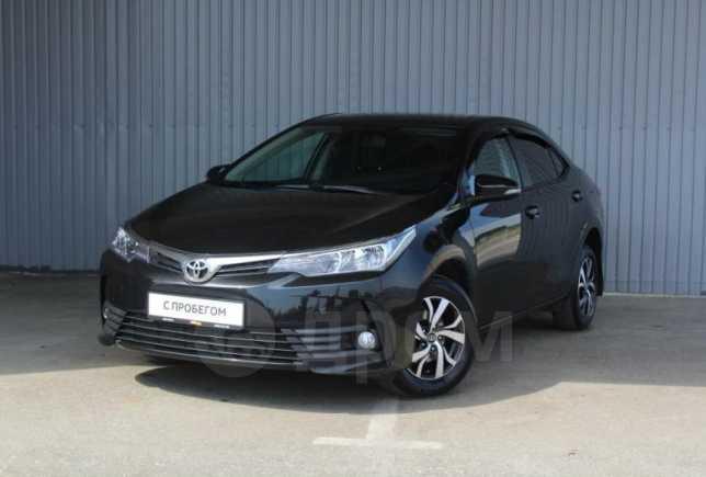 Toyota Corolla, 2017 год, 1 030 000 руб.